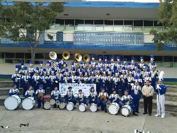 SSFHS '14-'15 Marching Band
