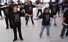 intro to dance class